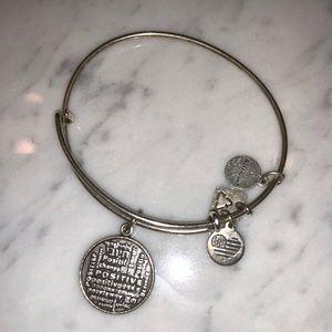 4 Alex & Ani Bracelets